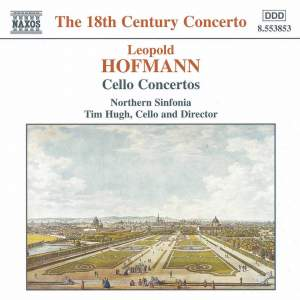 Hofmann: Cello Concertos
