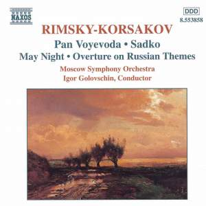 Rimsky-Korsakov: Pan Voyevoda Suite, Sadko & other works Product Image