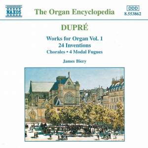 Dupré: Works For Organ, Vol. 1 Product Image