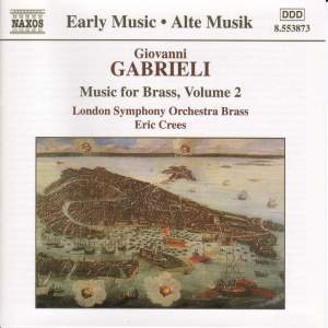 Giovanni Gabrieli - Music for Brass, Vol. 2 Product Image