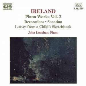 Ireland - Piano Works Volume 2 Product Image