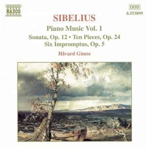 Sibelius: Piano Music, Vol. 1 Product Image