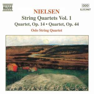 Nielsen: String Quartets, Vol. 1 Product Image