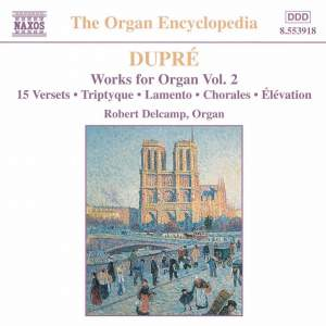 Dupre: Works For Organ, Vol. 2 Product Image