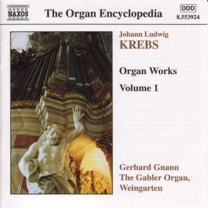 Krebs: Organ Works Vol. 1