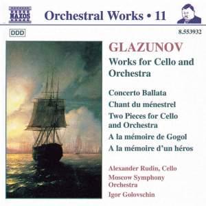 Glazunov - Orchestral Works Volume 11 Product Image