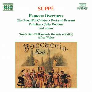 Suppe: Famous Overtures