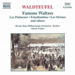 Waldteufel: Famous Waltzes Product Image