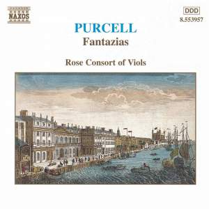 Purcell: Fantazias Product Image