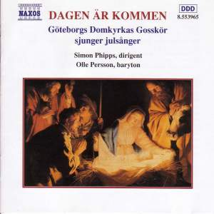 Dagen ar Kommen (Swedish Christmas Songs) Product Image