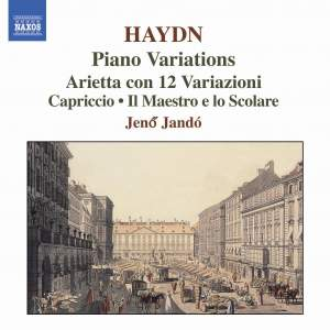 Haydn - Piano Variations Product Image
