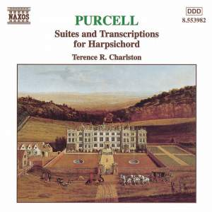 Purcell: Suites And Transcriptions For Harpsichord Product Image