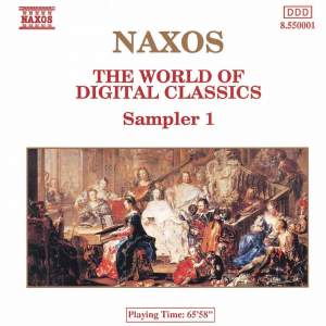 Best Of Naxos 1 Product Image