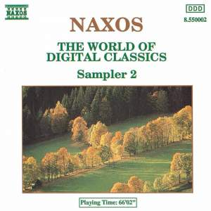 Best of Naxos Vol. 2 Product Image
