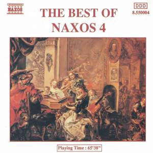 Best of Naxos Vol. 4 Product Image