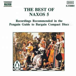 Best of Naxos Vol. 5 Product Image