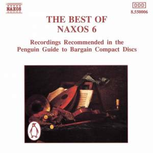 Best of Naxos Vol. 6 Product Image
