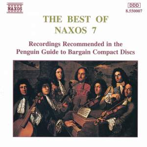 Best of Naxos Vol. 7 Product Image