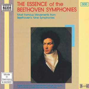 The Essence of the Beethoven Symphonies Product Image