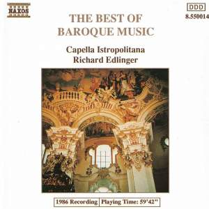 The Best of Baroque Music Product Image