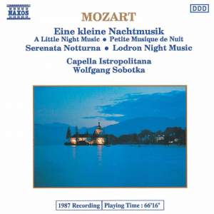 Mozart: Serenades Product Image