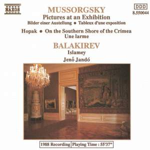 Mussorgsky: Pictures at an Exhibition & other piano works and Balakirev: Islamey Product Image
