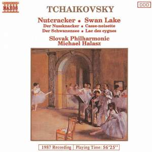 Tchaikovsky: Suites from The Nutcracker & Swan Lake Product Image