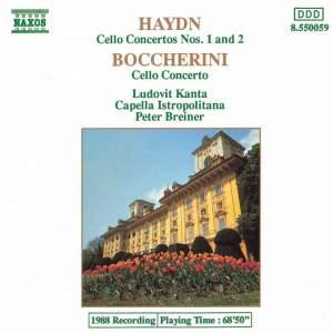 Haydn: Cello Concertos Nos. 1 & 2 Product Image