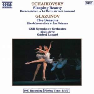 Tchaikovsky: Sleeping Beauty Suite & Tchaikovsky: The Seasons Product Image