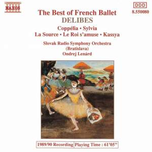 The Best of French Ballet - Delibes Product Image