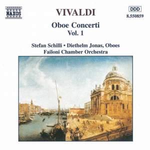 Vivaldi: Oboe Concertos, Vol. 1 Product Image