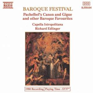 Baroque Festival Product Image