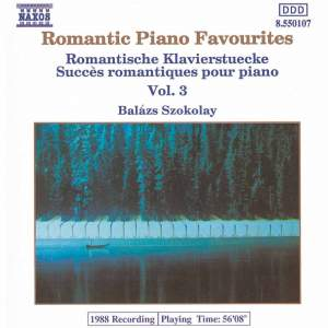 Romantic Piano Favourites, Vol. 3