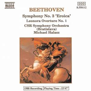 Beethoven: Symphony No. 3 'Eroica' Product Image