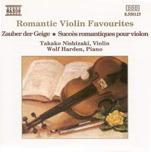 Romantic Violin Favourites Product Image