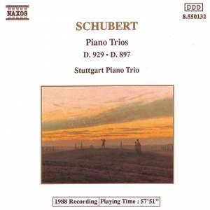 Schubert: Piano Trio No. 2 & Notturno Product Image
