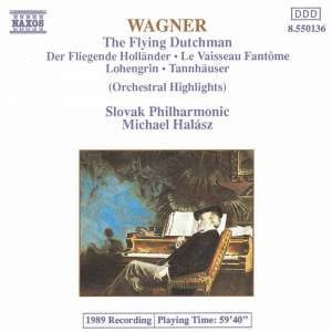 Orchestral Highlights from operas by Richard Wagner Product Image