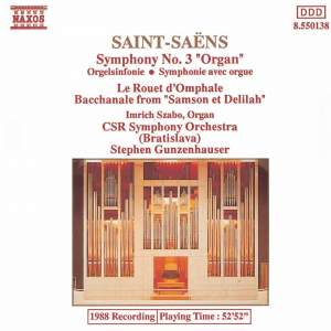 Saint-Saëns: Orchestral Works Product Image