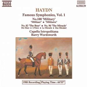 Haydn - Symphonies Volume 1 Product Image
