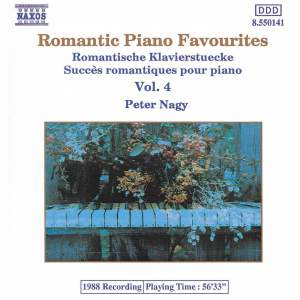 Romantic Piano Favourites Vol. 4