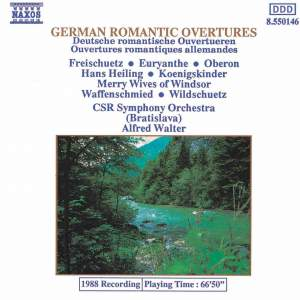 German Romantic Overtures Product Image