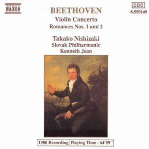 Beethoven: Violin Concerto & 2 Romances Product Image