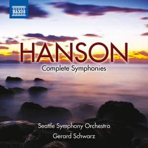 Hanson: Complete Symphonies