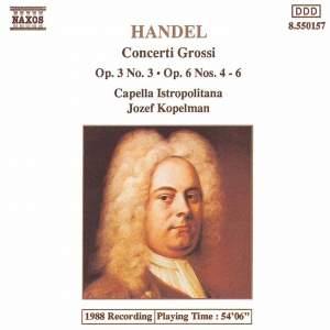 Handel: Concerti Grossi Product Image
