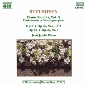 Beethoven: Piano Sonatas Vol. 8 Product Image