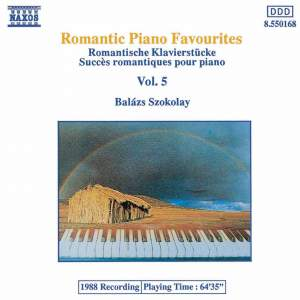 Romantic Piano Favourites, Vol. 5 Product Image
