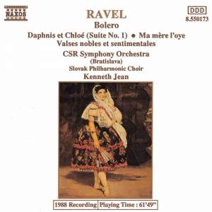 Ravel: Daphnis et Chloé - Suite No. 1 Product Image