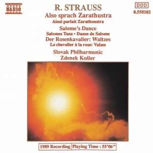 Strauss, R: Also sprach Zarathustra, Op. 30, etc. Product Image