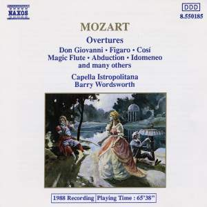 Mozart: Overtures Product Image