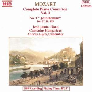 Mozart - Complete Piano Concertos Vol. 3